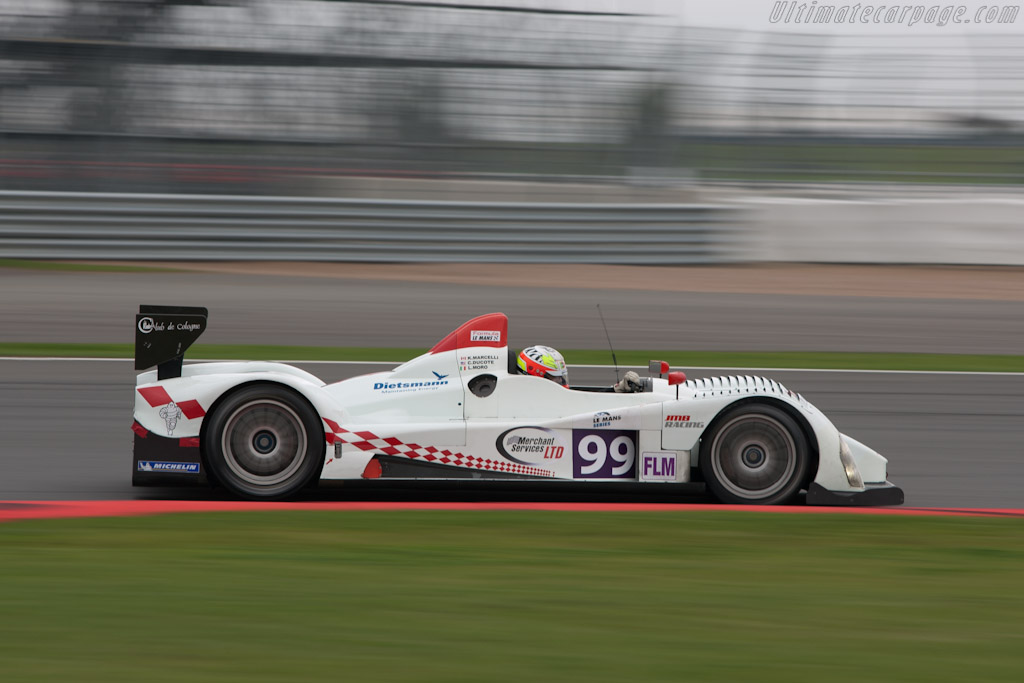 Courage-Oreca FLM 09 - Chassis: FLM-14   - 2011 Le Mans Series 6 Hours of Silverstone (ILMC)