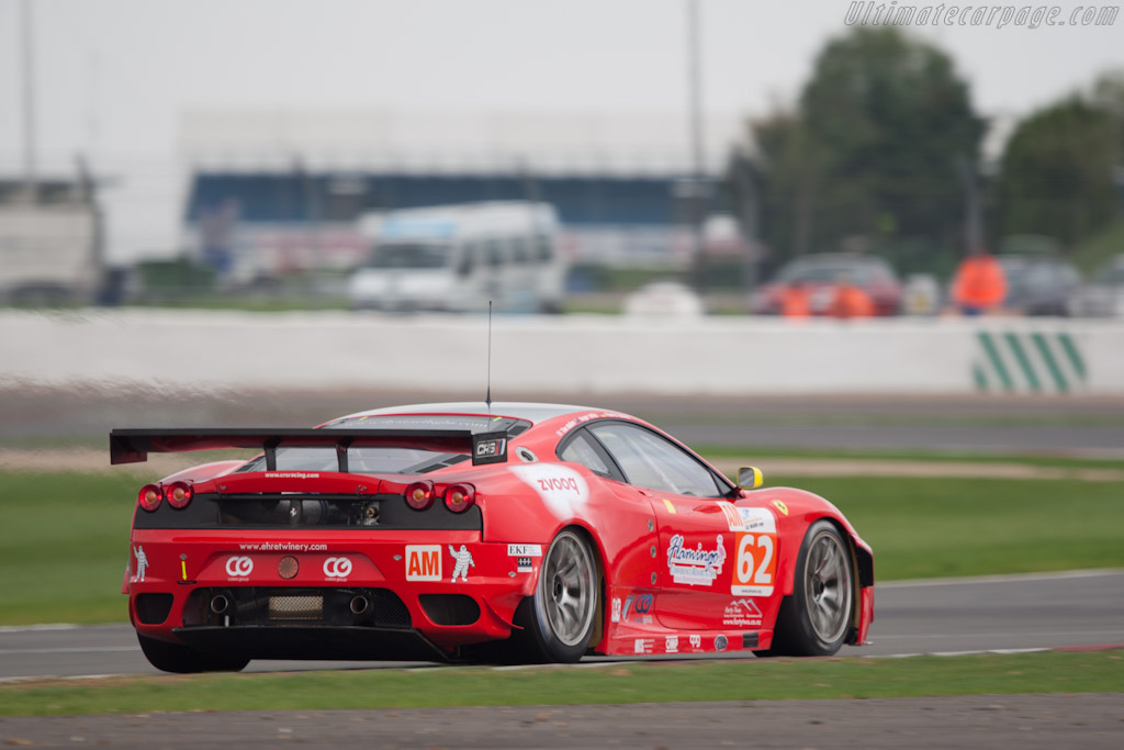 Ferrari F430 GT2 - Chassis: 2612  - 2011 Le Mans Series 6 Hours of Silverstone (ILMC)