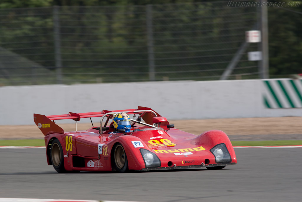 GRD S73 - Chassis: S73-073   - 2011 Le Mans Series 6 Hours of Silverstone (ILMC)