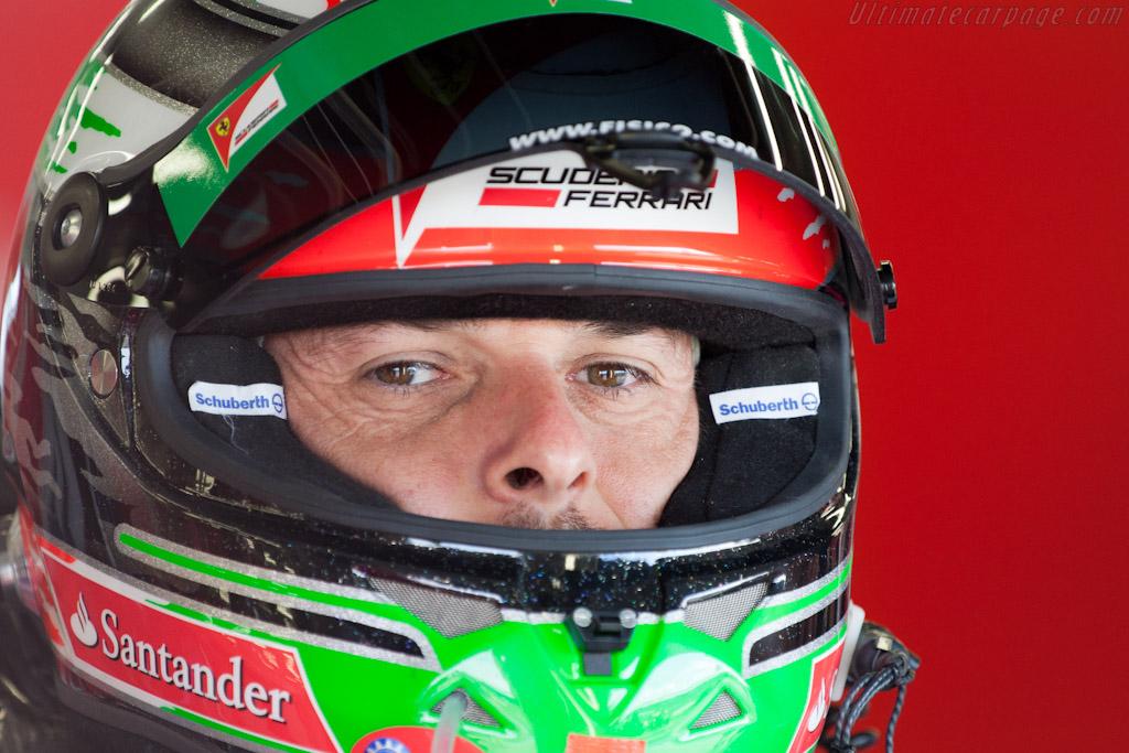Giancarlo Fisichella    - 2011 Le Mans Series 6 Hours of Silverstone (ILMC)