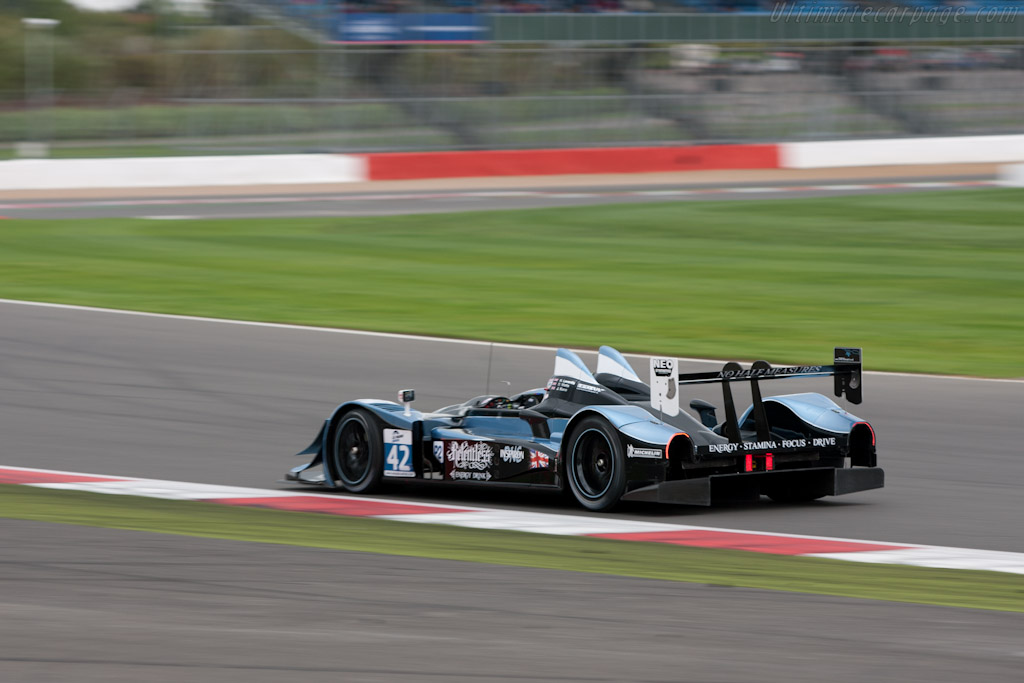 HPD ARX-01d - Chassis: LC70-9  - 2011 Le Mans Series 6 Hours of Silverstone (ILMC)