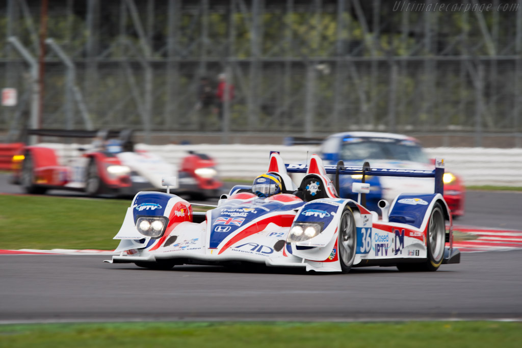 HPD ARX-01d - Chassis: LC70-8   - 2011 Le Mans Series 6 Hours of Silverstone (ILMC)