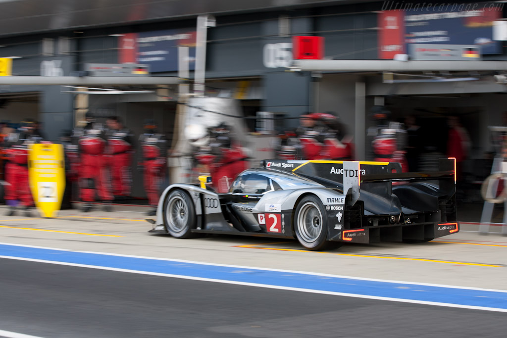 Incoming - Chassis: 107   - 2011 Le Mans Series 6 Hours of Silverstone (ILMC)