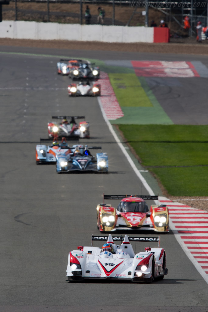 LMP2 field - Chassis: Z11SN-03   - 2011 Le Mans Series 6 Hours of Silverstone (ILMC)