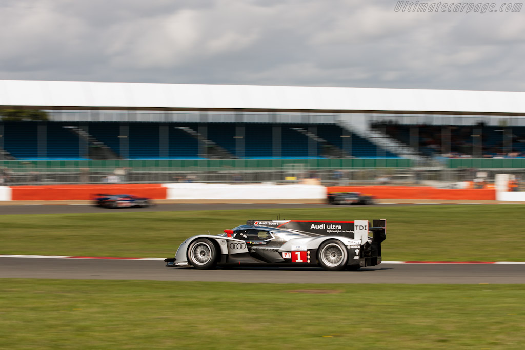 Leaders - Chassis: 103   - 2011 Le Mans Series 6 Hours of Silverstone (ILMC)