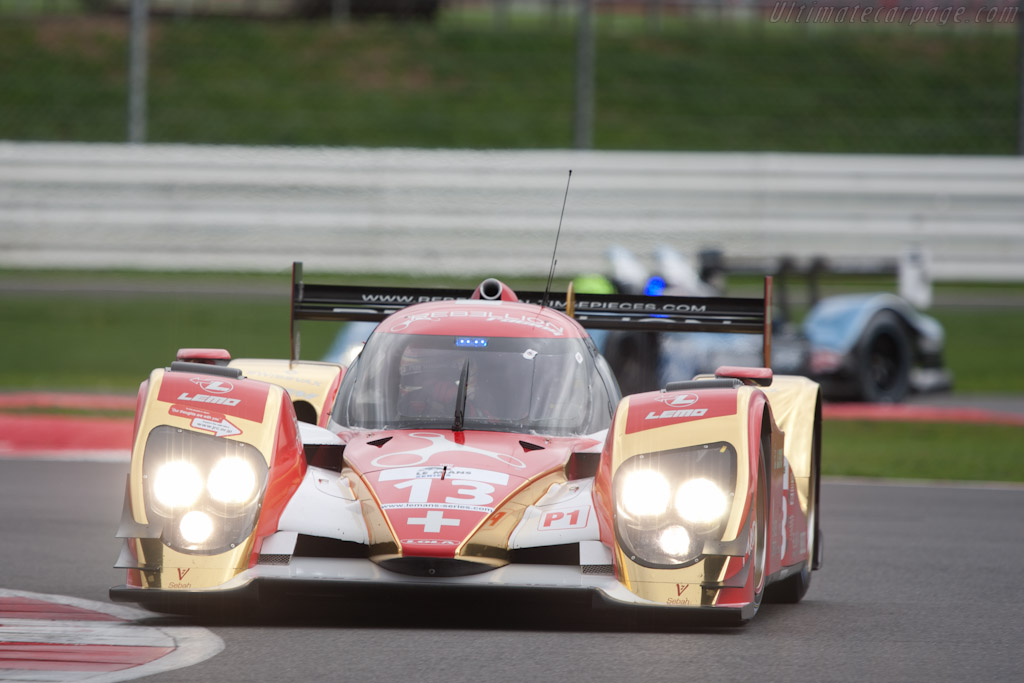 Lola B10/60 Toyota - Chassis: B0860-HU01   - 2011 Le Mans Series 6 Hours of Silverstone (ILMC)