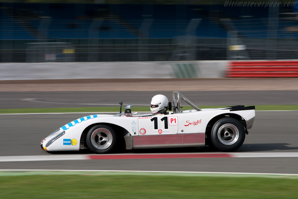 Lola T212 - Chassis: HU22   - 2011 Le Mans Series 6 Hours of Silverstone (ILMC)