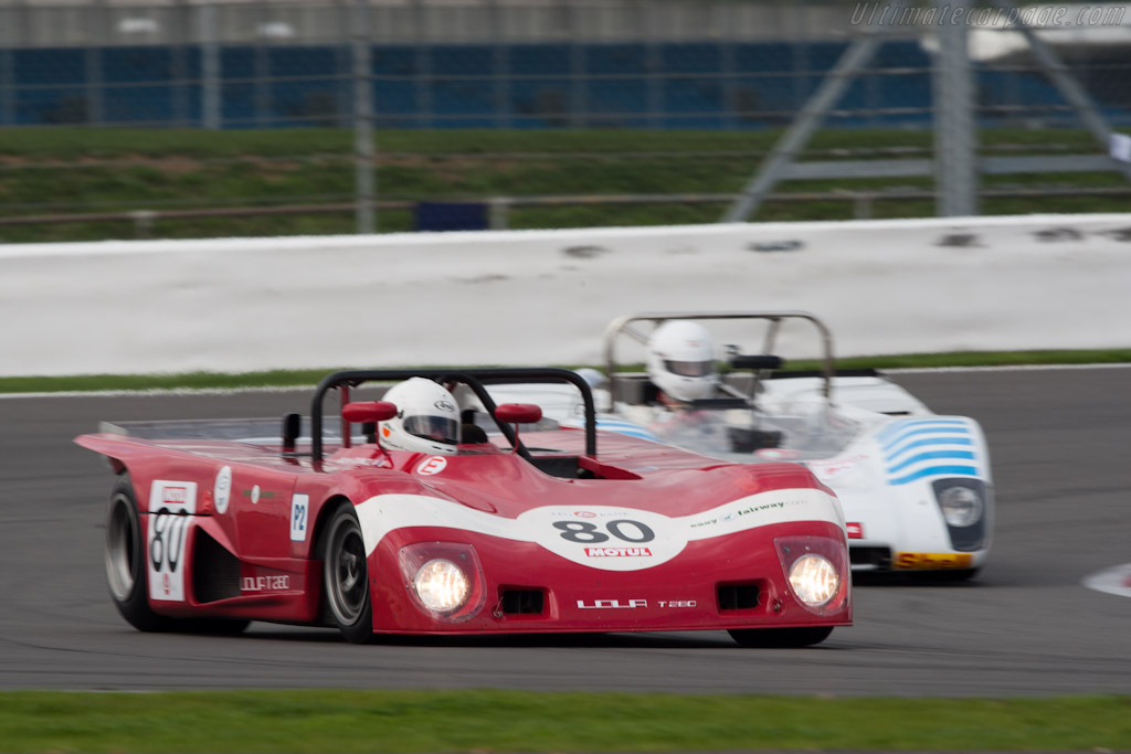 Lola T280 - Chassis: HU4  - 2011 Le Mans Series 6 Hours of Silverstone (ILMC)