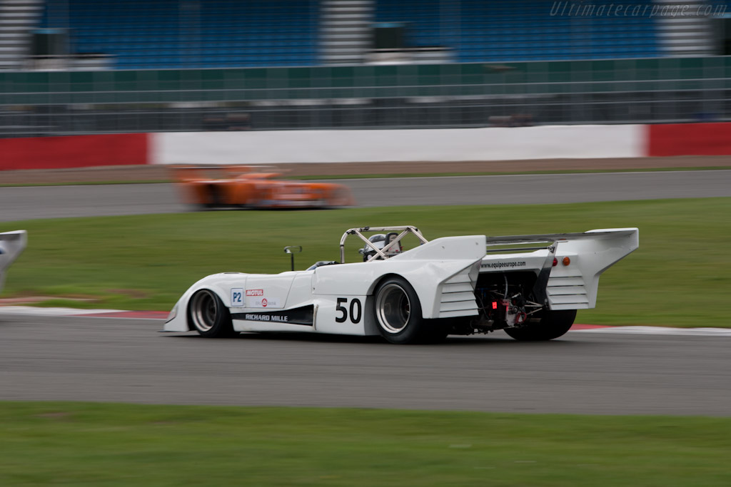 Lola T286 - Chassis: HU10  - 2011 Le Mans Series 6 Hours of Silverstone (ILMC)