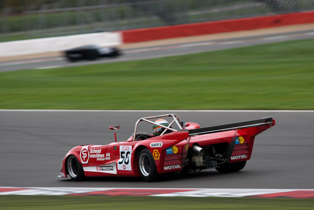 Lola T296 - Chassis: HU82   - 2011 Le Mans Series 6 Hours of Silverstone (ILMC)