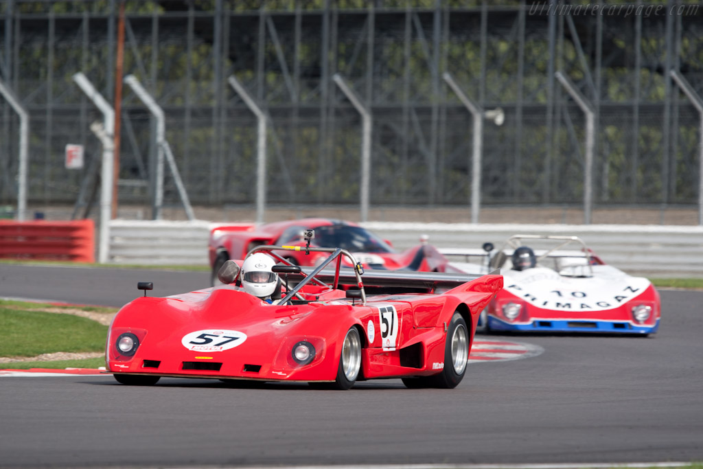 Lola T296 - Chassis: HU85   - 2011 Le Mans Series 6 Hours of Silverstone (ILMC)