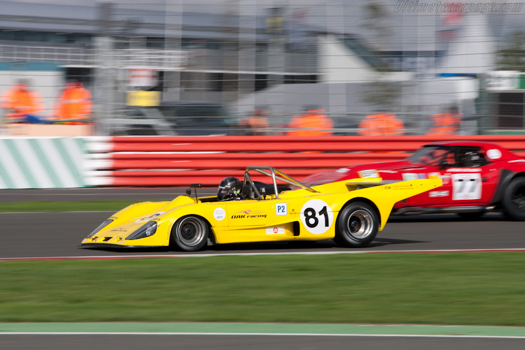 Lola T298    - 2011 Le Mans Series 6 Hours of Silverstone (ILMC)