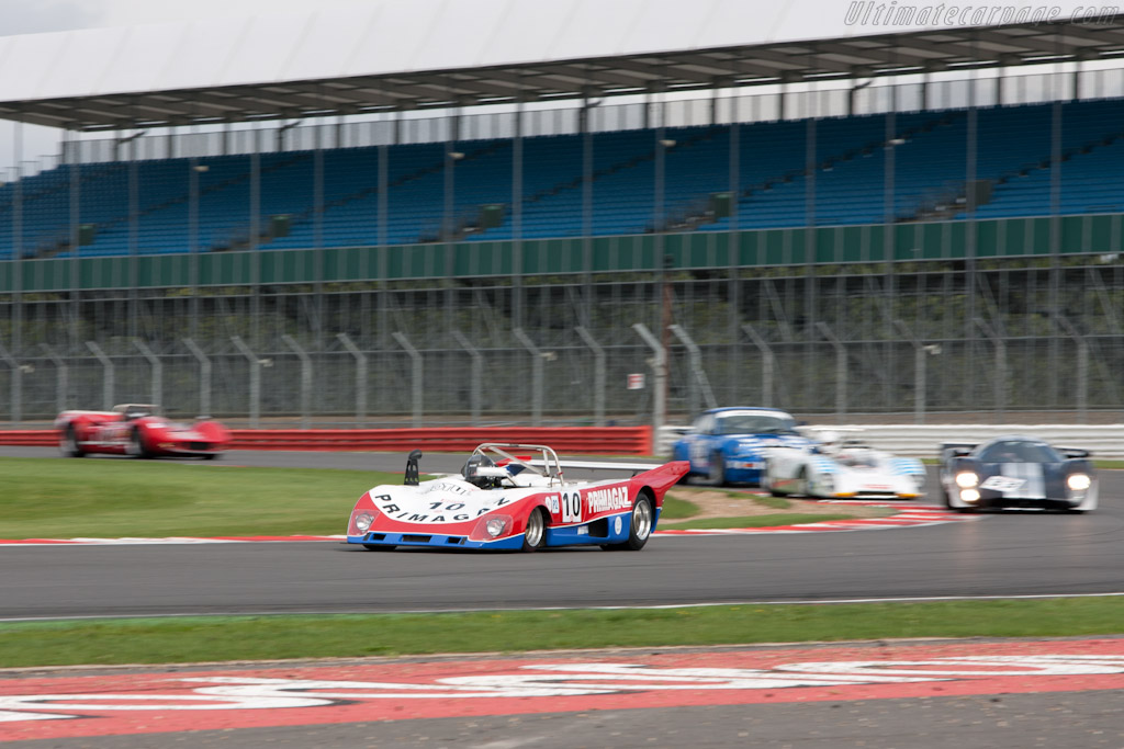Lola T298 - Chassis: HU104   - 2011 Le Mans Series 6 Hours of Silverstone (ILMC)