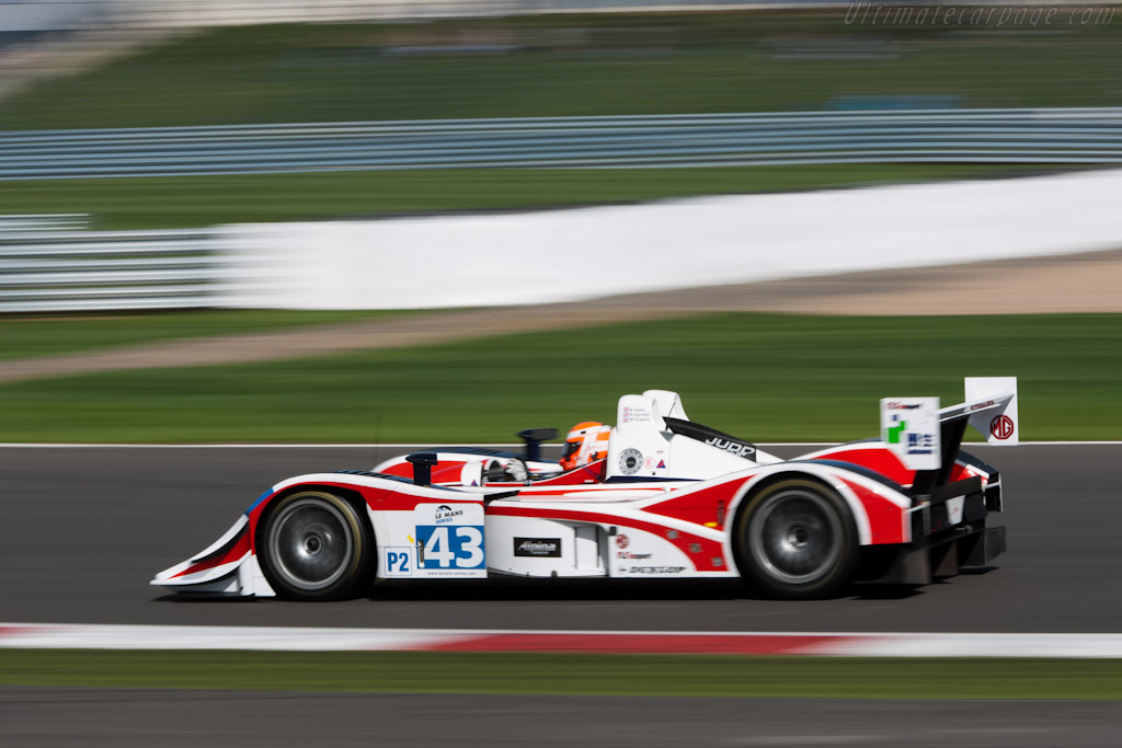 MG-Lola EX264 Judd - Chassis: B0540-HU05   - 2011 Le Mans Series 6 Hours of Silverstone (ILMC)