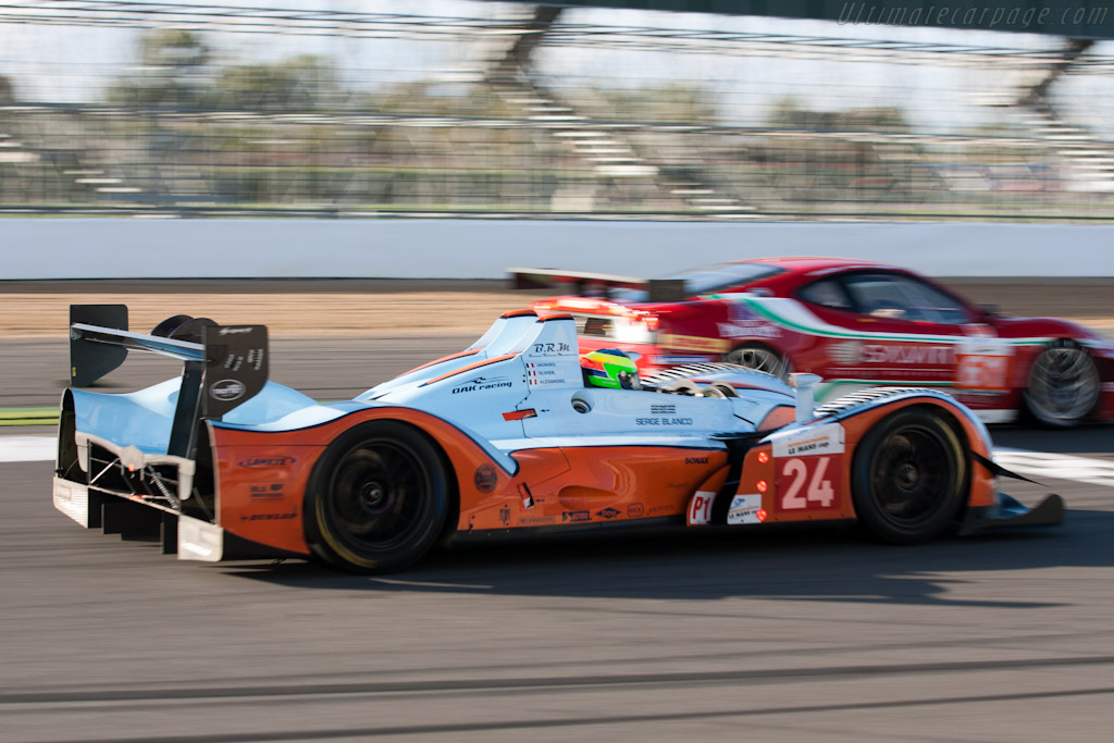 Oak-Pescarolo 01 Judd - Chassis: 01-12   - 2011 Le Mans Series 6 Hours of Silverstone (ILMC)