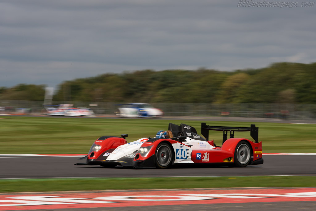 Oreca 03 Judd - Chassis: 02   - 2011 Le Mans Series 6 Hours of Silverstone (ILMC)