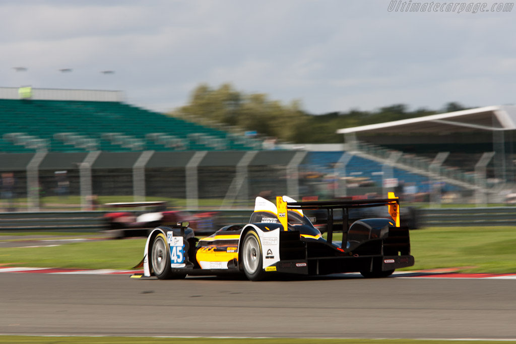 Oreca 03 Nissan - Chassis: 07   - 2011 Le Mans Series 6 Hours of Silverstone (ILMC)
