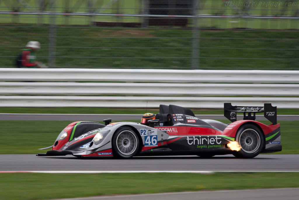 Oreca 03 Nissan - Chassis: 04   - 2011 Le Mans Series 6 Hours of Silverstone (ILMC)