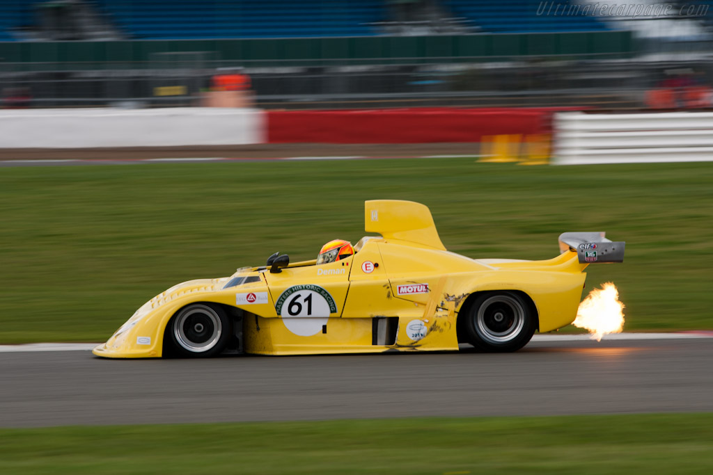 Osella PA4 - Chassis: 043   - 2011 Le Mans Series 6 Hours of Silverstone (ILMC)