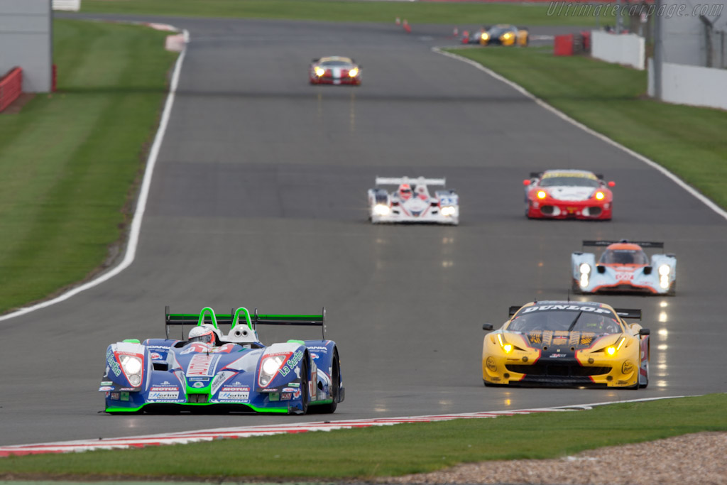 Pescarolo 01 Judd - Chassis: 01-08  - 2011 Le Mans Series 6 Hours of Silverstone (ILMC)