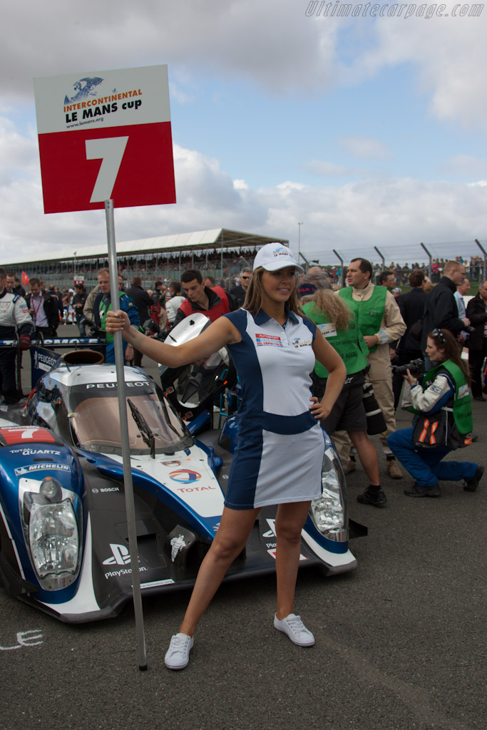Pole Position    - 2011 Le Mans Series 6 Hours of Silverstone (ILMC)