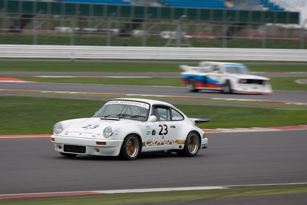 Porsche 911 Carrera RS 3.0 - Chassis: 911 460 9033   - 2011 Le Mans Series 6 Hours of Silverstone (ILMC)