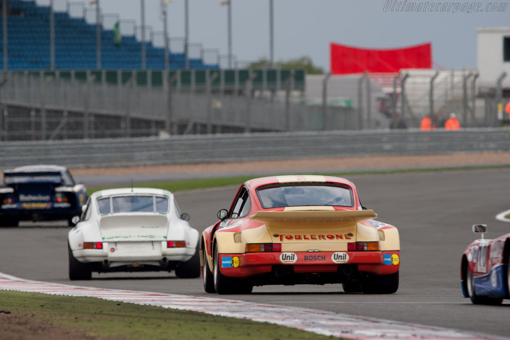 Porsche 911 Carrera RSR - Chassis: 911 460 9058   - 2011 Le Mans Series 6 Hours of Silverstone (ILMC)