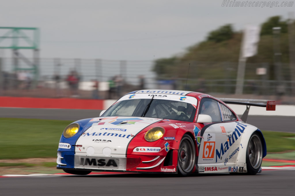 Porsche 997 GT3 RSR - Chassis: WP0ZZZ99Z9S799916   - 2011 Le Mans Series 6 Hours of Silverstone (ILMC)