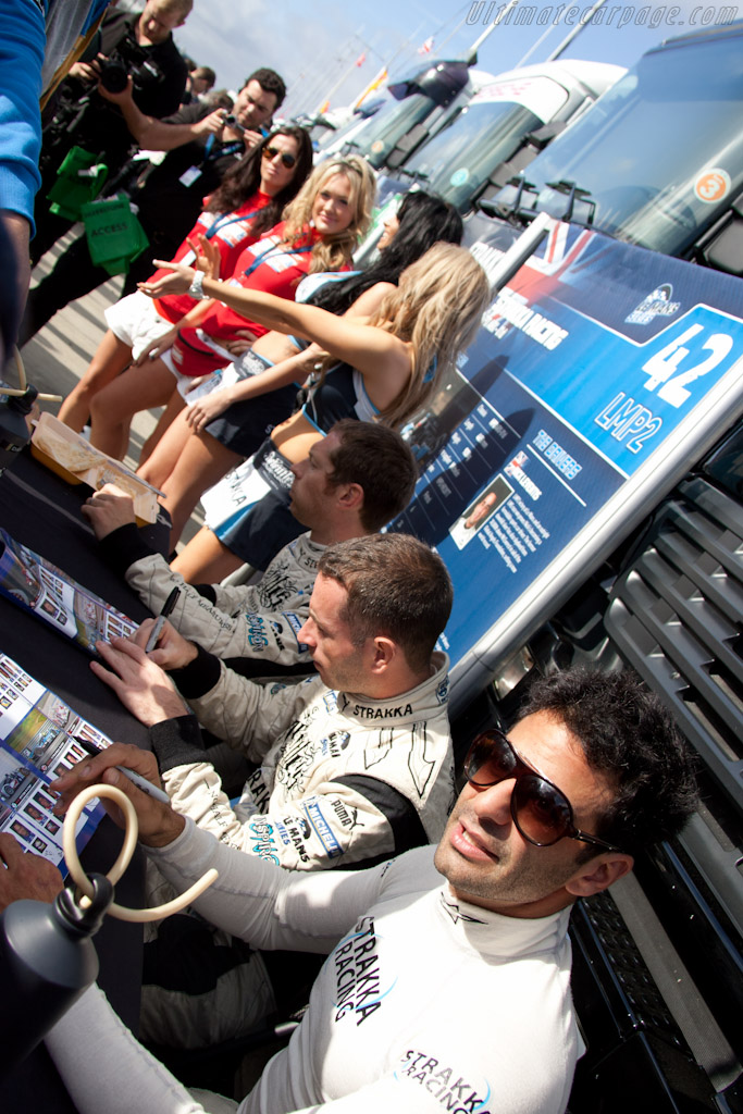 Strakka Racing   - 2011 Le Mans Series 6 Hours of Silverstone (ILMC)