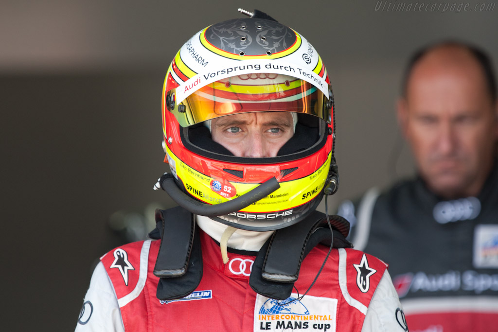 Timo Bernhard    - 2011 Le Mans Series 6 Hours of Silverstone (ILMC)