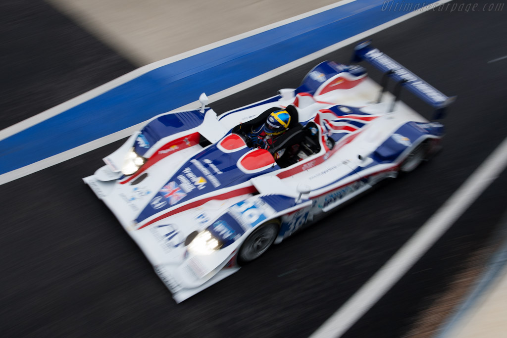 Tommy Erdos - Chassis: LC70-8   - 2011 Le Mans Series 6 Hours of Silverstone (ILMC)