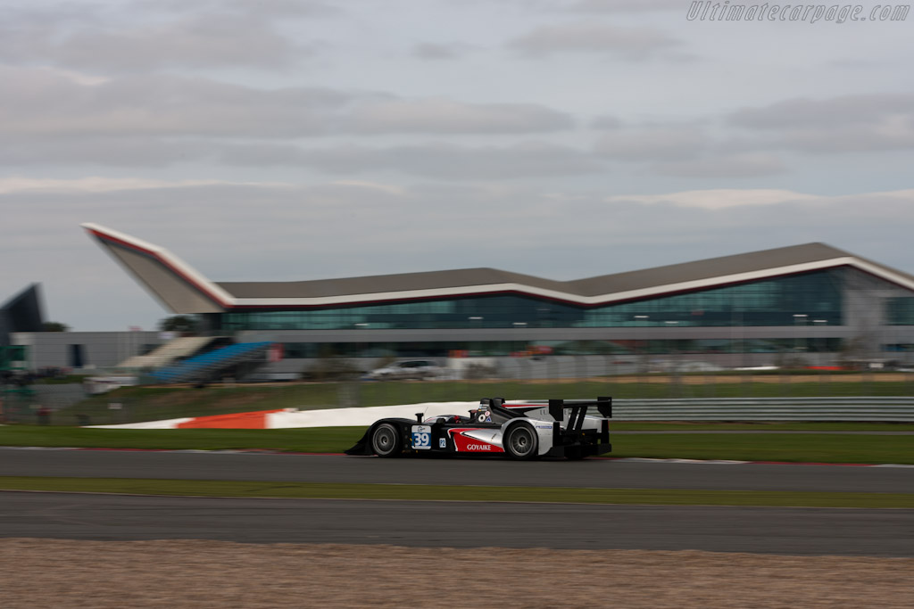 Welcome to Silverstone - Chassis: B1140-HU02   - 2011 Le Mans Series 6 Hours of Silverstone (ILMC)