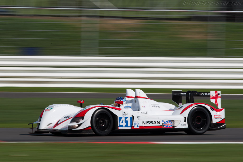 Zytek Z11SN - Chassis: Z11SN-03   - 2011 Le Mans Series 6 Hours of Silverstone (ILMC)