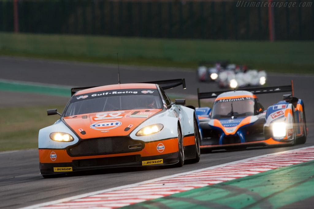 Aston Martin V8 Vantage - Chassis: GT2/009   - 2011 Le Mans Series Spa 1000 km (ILMC)