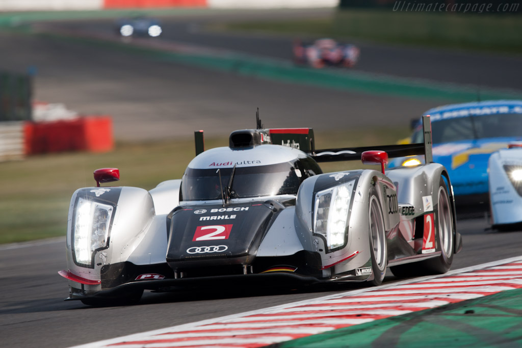 Audi R18 Tdi Chassis 106 2011 Le Mans Series Spa 1000