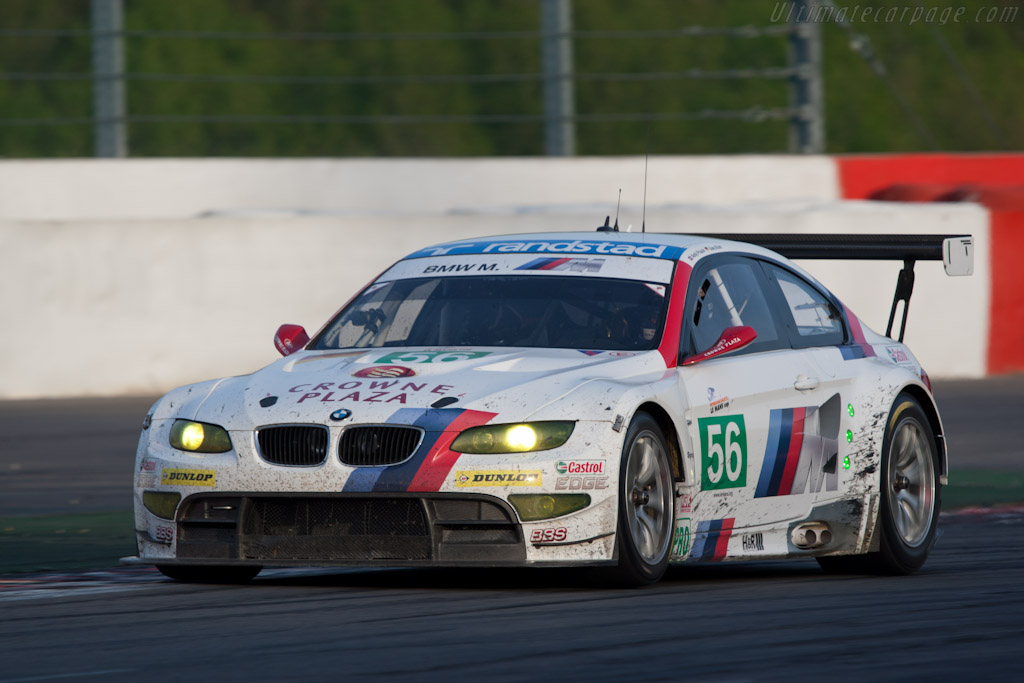 BMW M3 GT - Chassis: 1106   - 2011 Le Mans Series Spa 1000 km (ILMC)