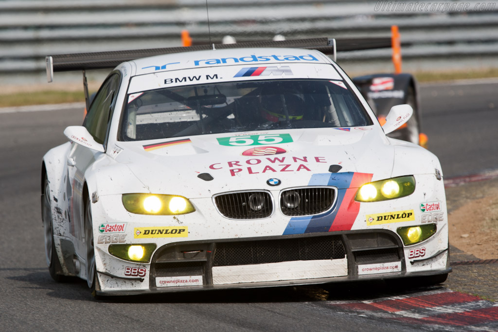 BMW M3 GT - Chassis: 1103   - 2011 Le Mans Series Spa 1000 km (ILMC)