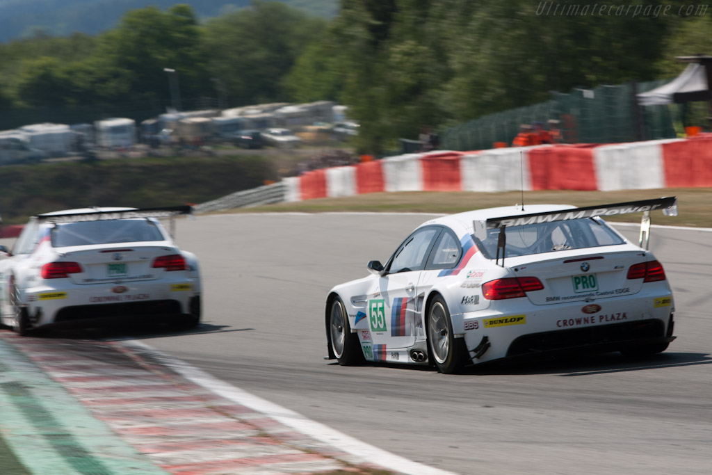 BMW M3s - Chassis: 1103   - 2011 Le Mans Series Spa 1000 km (ILMC)
