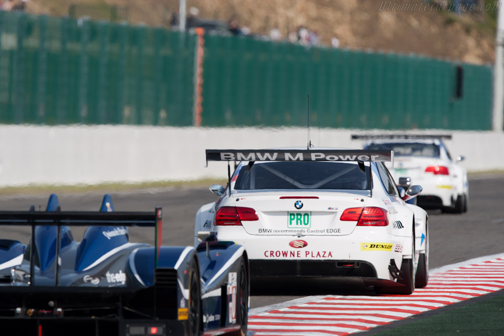 BMW M3s - Chassis: 1106   - 2011 Le Mans Series Spa 1000 km (ILMC)