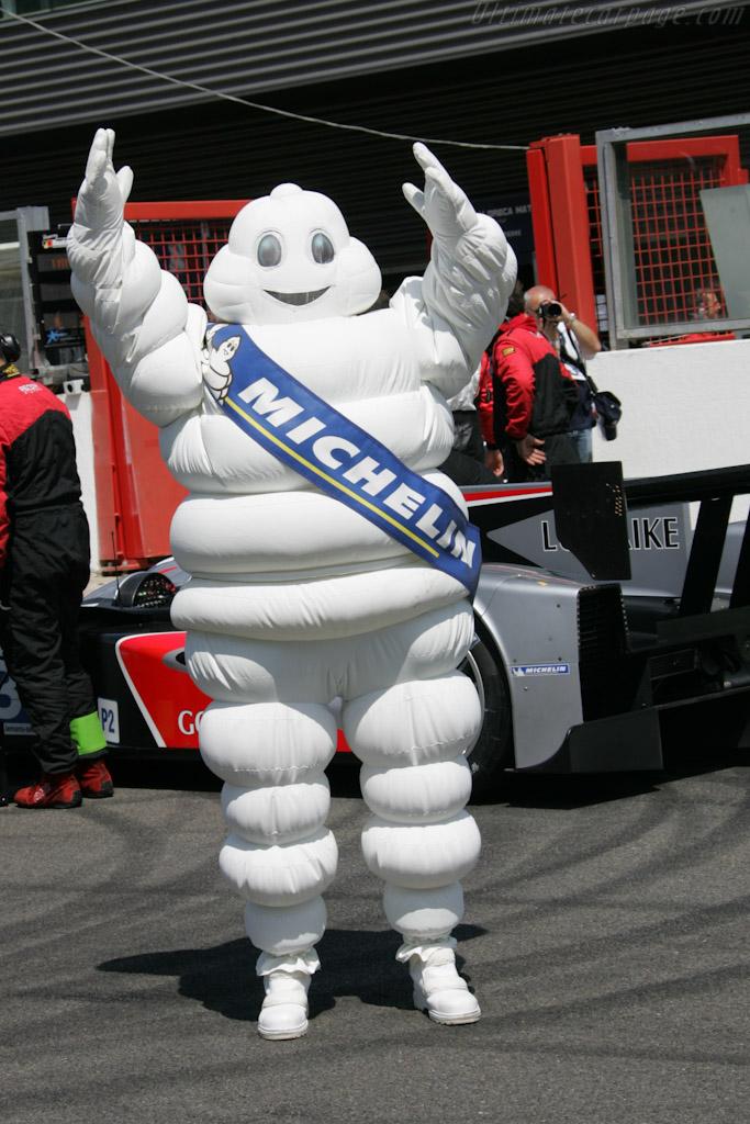 Bibendum    - 2011 Le Mans Series Spa 1000 km (ILMC)