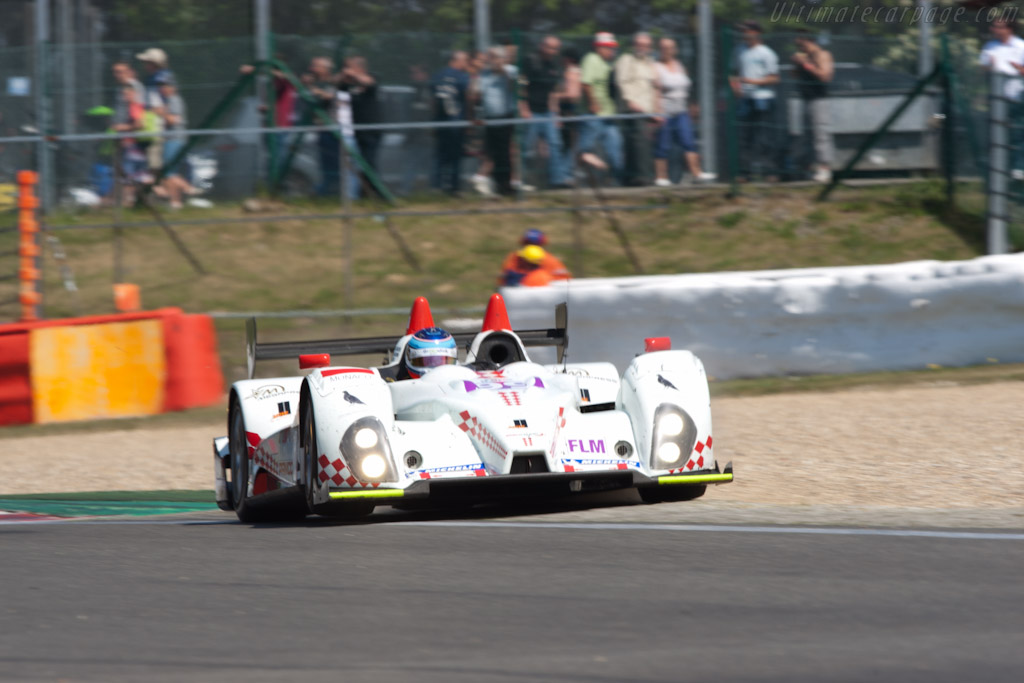 Bouncing through the gravel - Chassis: FLM-14   - 2011 Le Mans Series Spa 1000 km (ILMC)