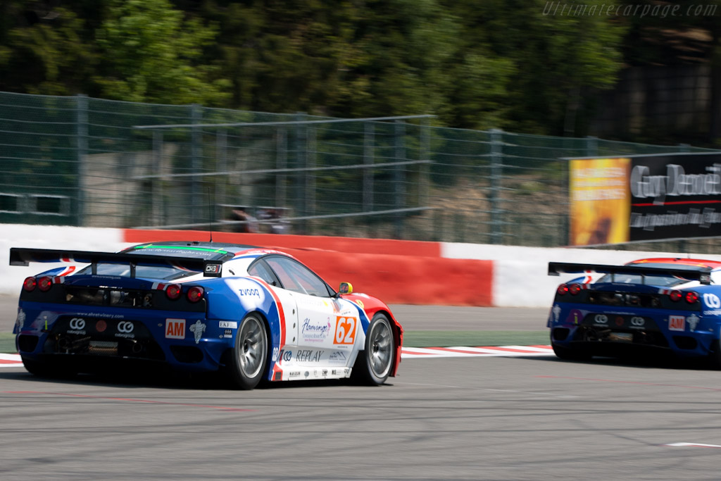 CRS Ferraris - Chassis: 2612   - 2011 Le Mans Series Spa 1000 km (ILMC)