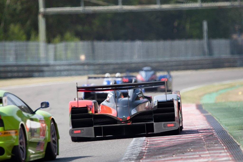 Colourful mix - Chassis: 04   - 2011 Le Mans Series Spa 1000 km (ILMC)