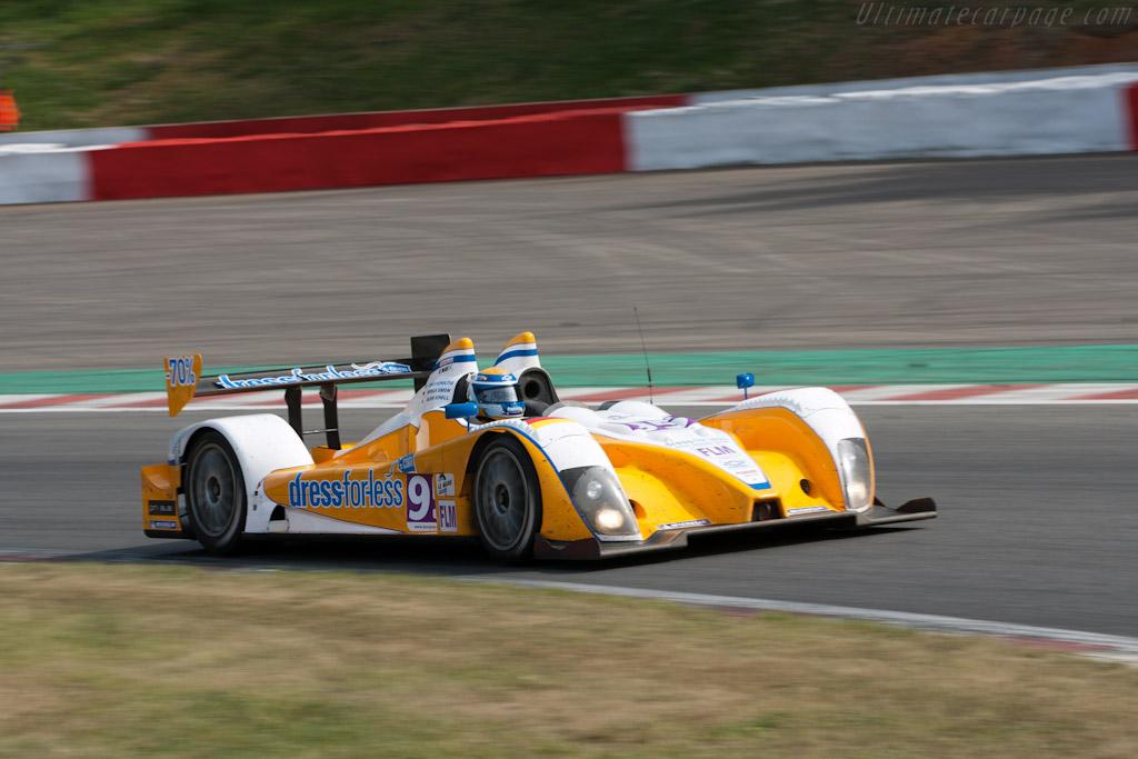 Courage-Oreca FLM09 - Chassis: FLM-7   - 2011 Le Mans Series Spa 1000 km (ILMC)