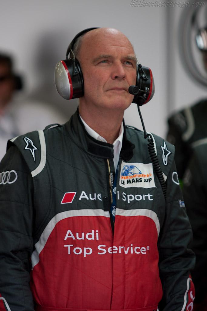 Dr Wolfgang Ulrich    - 2011 Le Mans Series Spa 1000 km (ILMC)