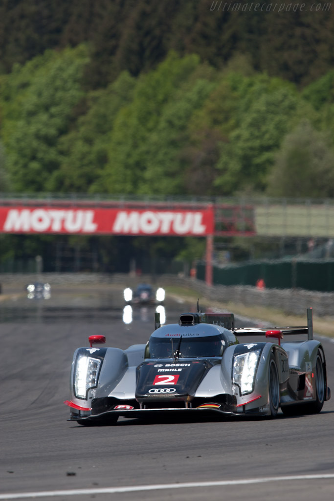Early lead - Chassis: 106  - 2011 Le Mans Series Spa 1000 km (ILMC)