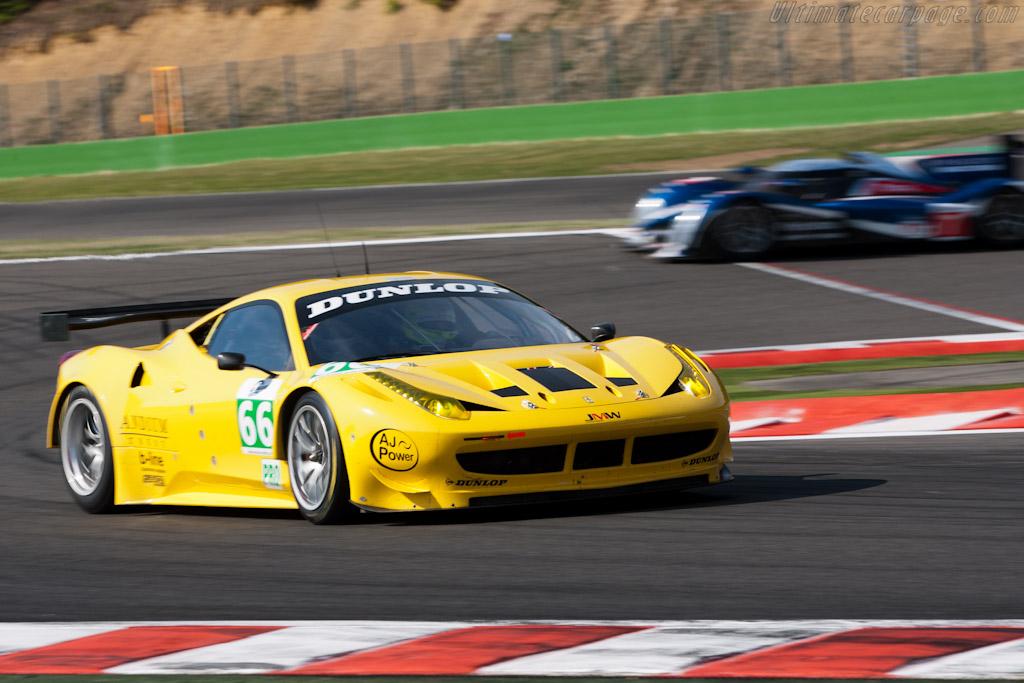 Ferrari 458 Italia - Chassis: 2808   - 2011 Le Mans Series Spa 1000 km (ILMC)