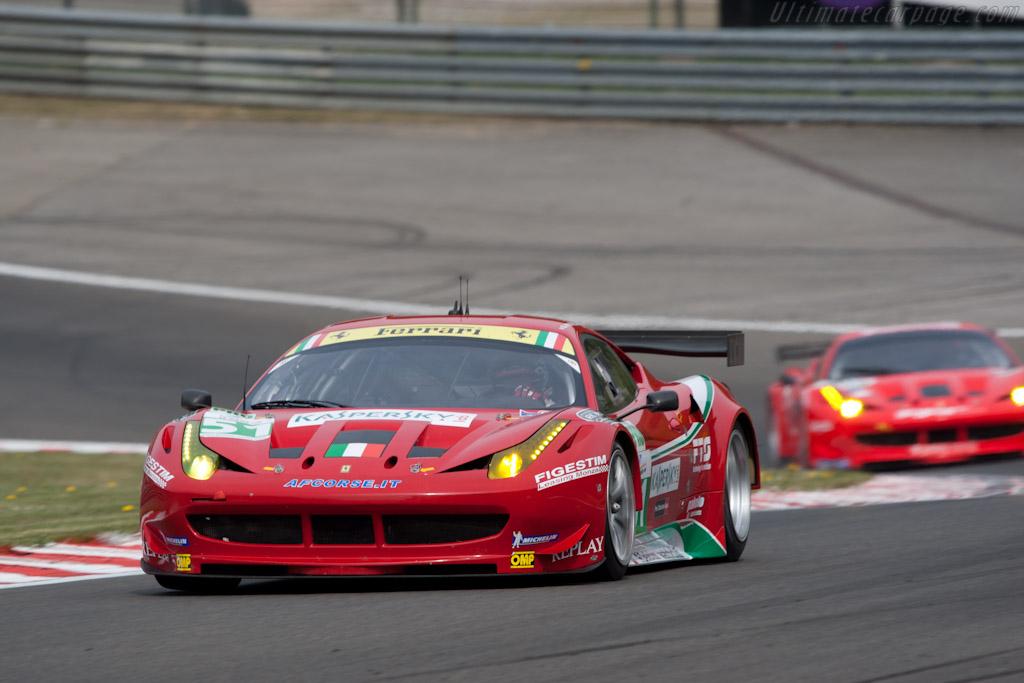 Ferrari 458 Italia - Chassis: 2826  - 2011 Le Mans Series Spa 1000 km (ILMC)