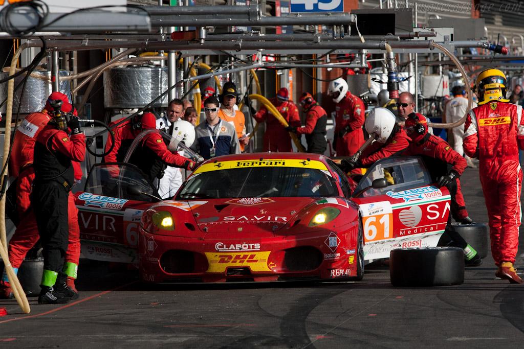 Ferrari F430 GTC - Chassis: 2624   - 2011 Le Mans Series Spa 1000 km (ILMC)