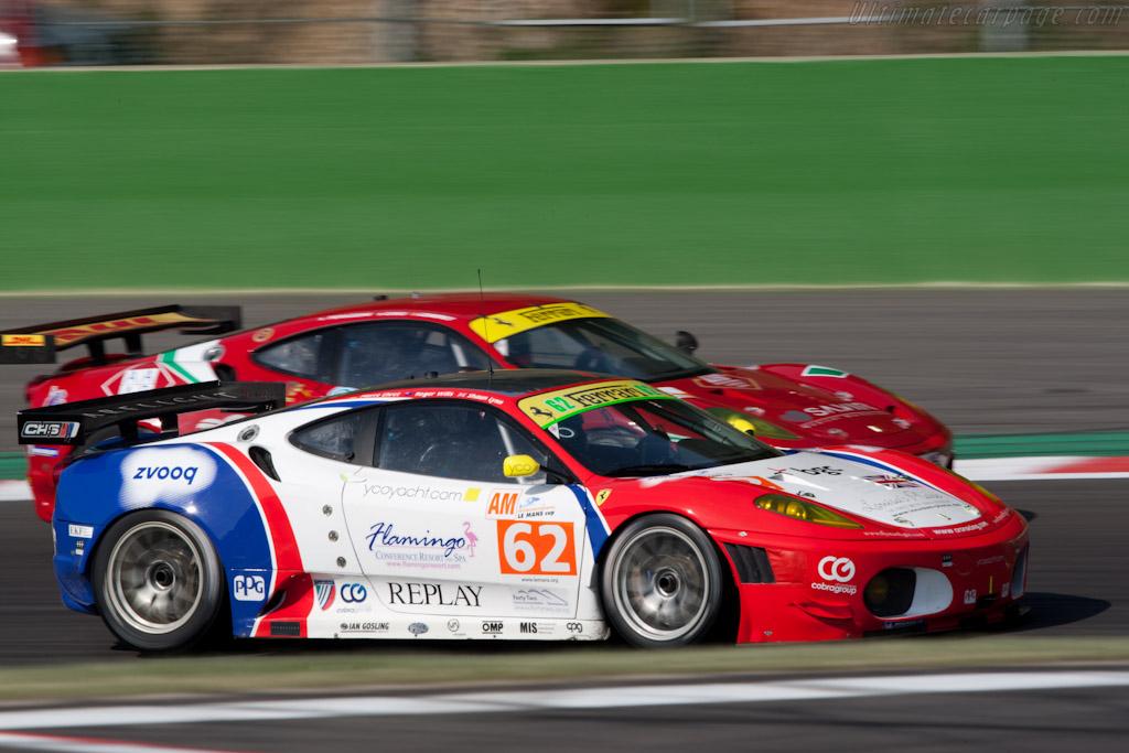 Ferrari F430 GTC - Chassis: 2612   - 2011 Le Mans Series Spa 1000 km (ILMC)